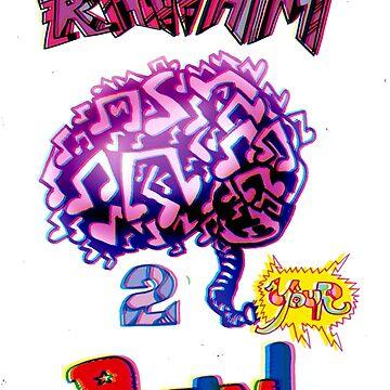 Rhythm 2 your brain by jtwblack