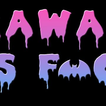 Kawaii AF censored by HomicidalHugz