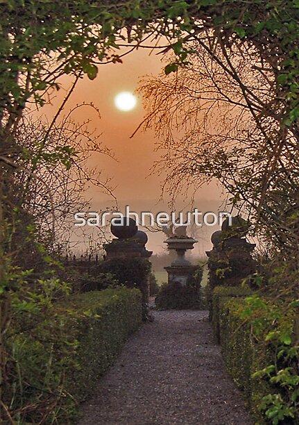 sunset walk by sarahnewton