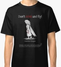 Fräulein Klimper - Don't drink and fly! Classic T-Shirt