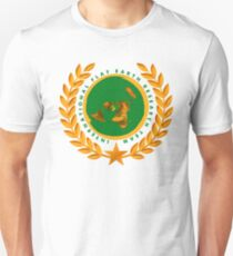 International Flat Earth Research Team - Flat Earth Designs Unisex T-Shirt