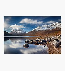 Liathach Photographic Print