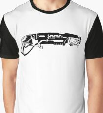 Gears Of War Gnasher Print Graphic T-Shirt