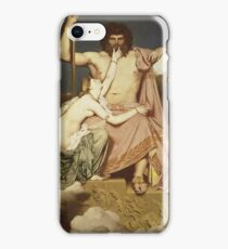 Jean - Auguste - Dominique Ingres - Jupiter And Thetis iPhone Case/Skin