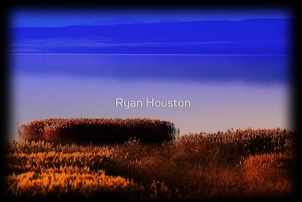 Deep Blue by Ryan Houston