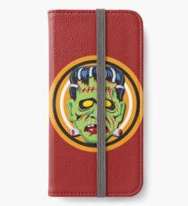 Frankie Mask iPhone Wallet/Case/Skin