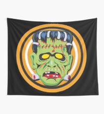 Frankie Mask Wall Tapestry