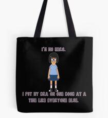 Tina Belcher Tote Bag