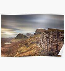 Quiraing - Isle of Skye Poster