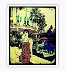 Miami Vice (GTA Style) Sticker