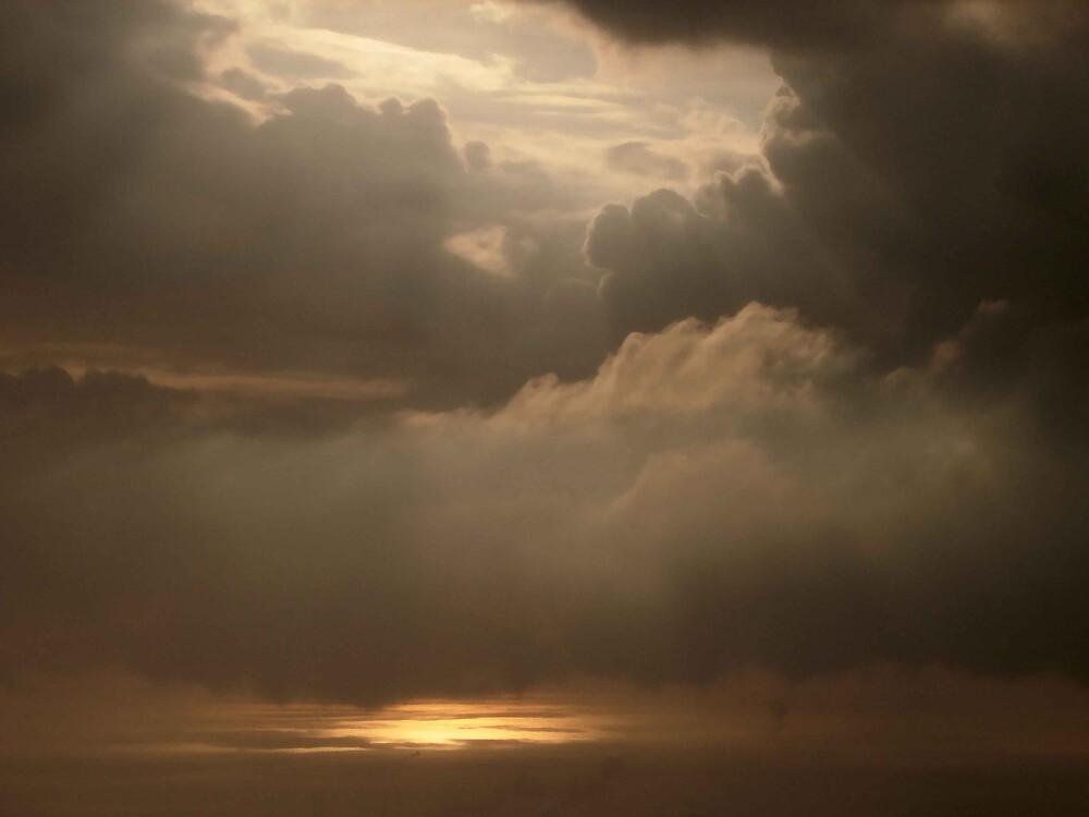 Light through Clouds by LauraM