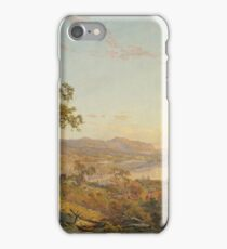 Jasper Francis Cropsey - Indian Summer iPhone Case/Skin