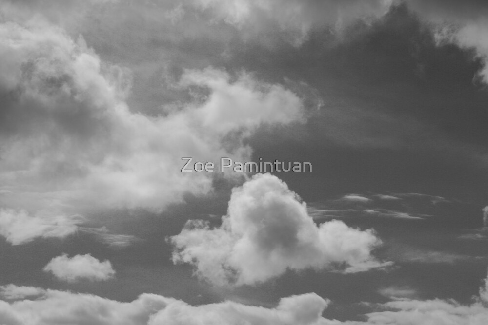 Clouds #2 by Zoe Pamintuan