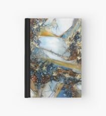 Agate Geode Hardcover Journal