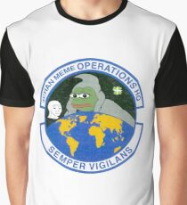 4chan meme operations HQ Graphic T-Shirt