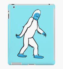 The Abominable Yeti iPad Case/Skin