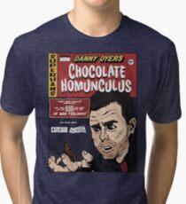 Danny Dyers Chocolate Homunculus Tri-blend T-Shirt