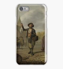 Jan Victors - The Greengrocers Shop De Buyskool, 1654 iPhone Case/Skin
