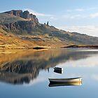 Storr reflection by Grant Glendinning