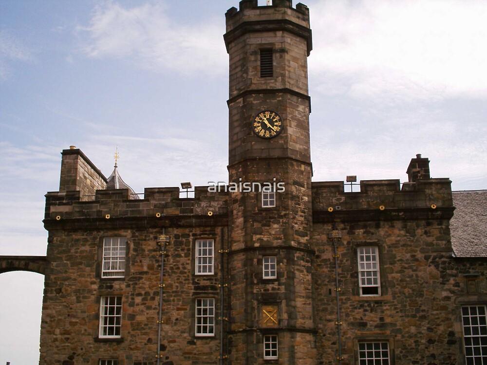 Edinburgh Castle by anaisnais
