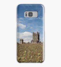 Highclere Castle a.k.a. Downton Abbey Samsung Galaxy Case/Skin