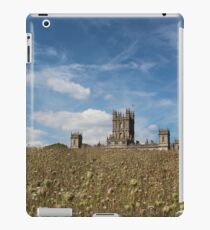 Highclere Castle a.k.a. Downton Abbey iPad Case/Skin