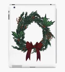 Wreath iPad Case/Skin