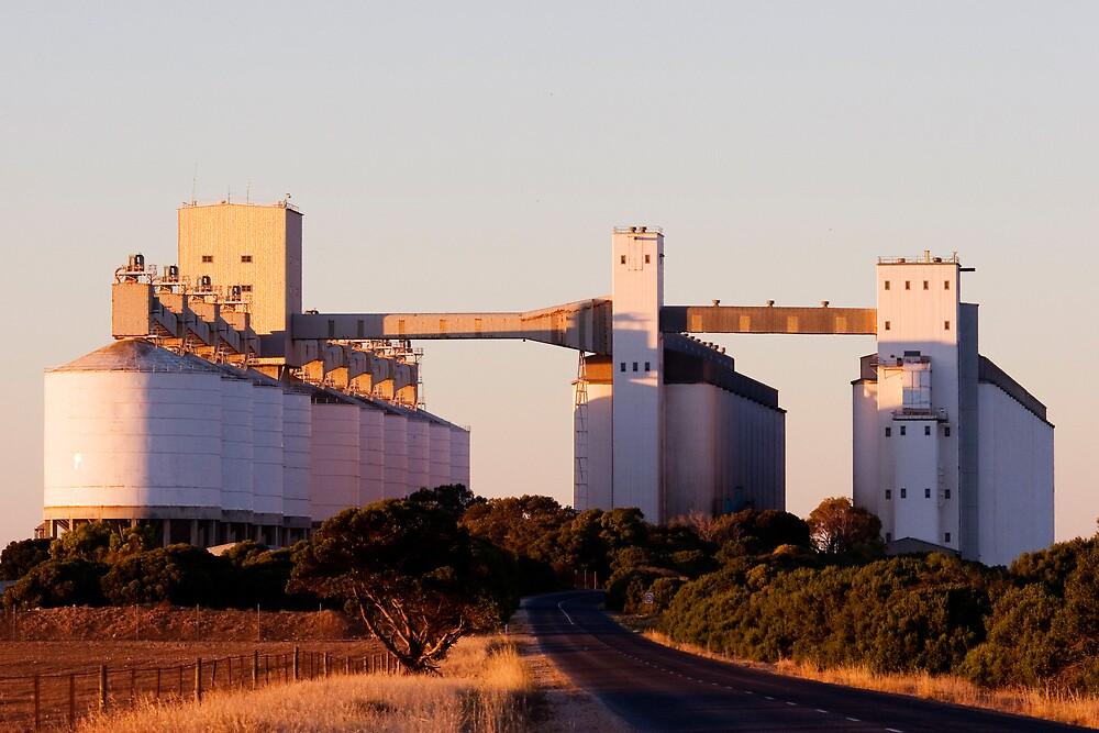 Grain Terminal by bigufe