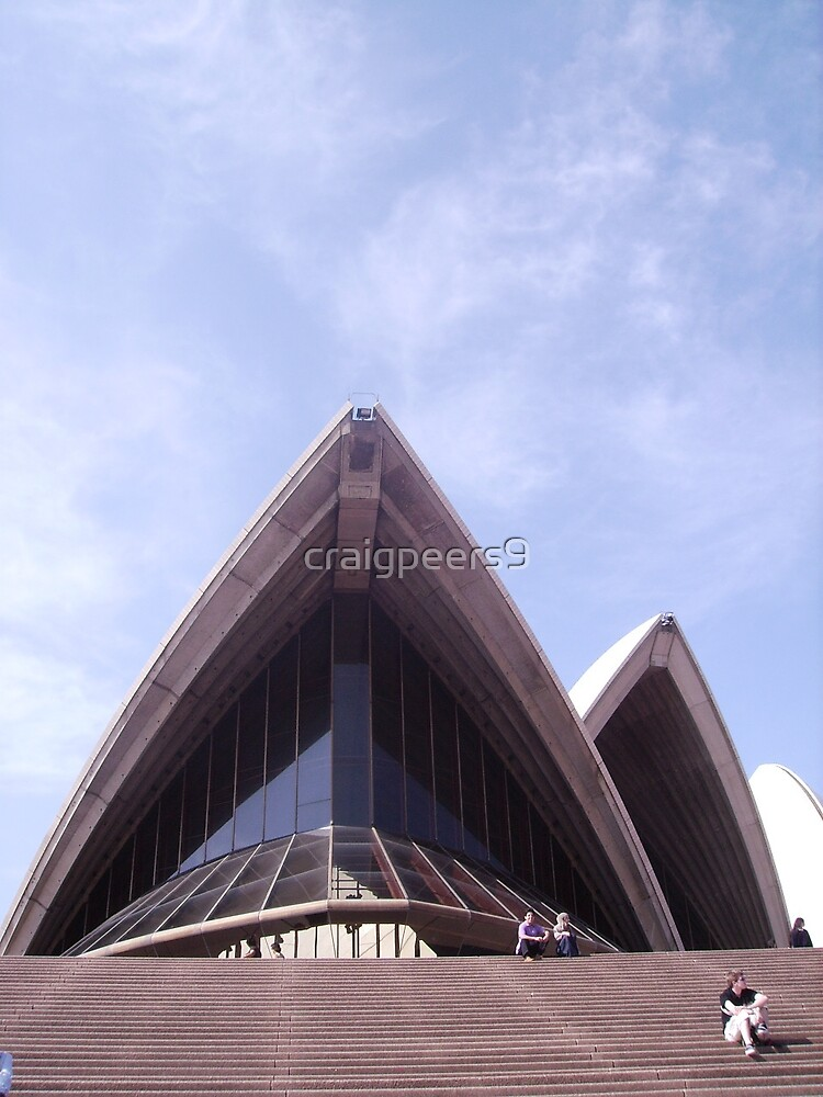 Opera House by craigpeers9