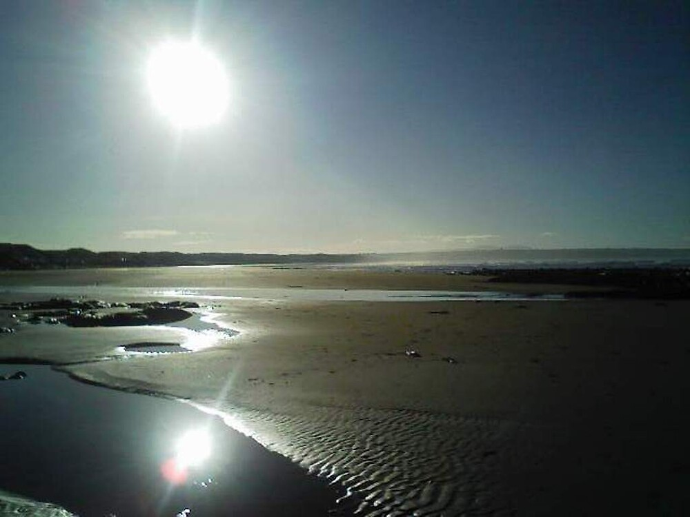 walk on the beach by griffoo