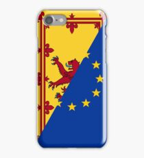Scottish Standard European Union Flag Phone Case iPhone Case/Skin