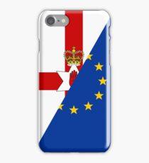 Northern Ireland European Union Flag Phone Case iPhone Case/Skin