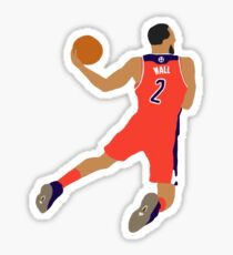 John Wall Dunk Sticker