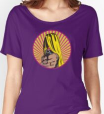 BANG! Women's Relaxed Fit T-Shirt