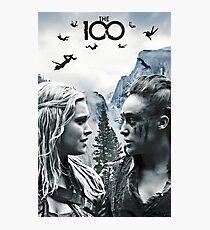 Clexa Clarke Lexa The 100 Photographic Print