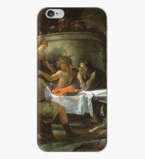 Jan Steen - Theseus And Achelous iPhone Case