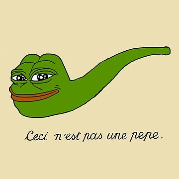 Ceci n'est pas une pepe by thomas-hobbes