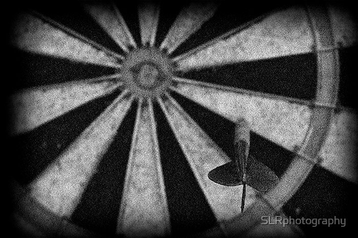 Bullseye by SLRphotography