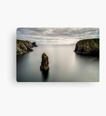 Glencolmcille sea stacks Canvas Print