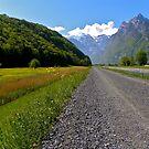 Pathway to Glarus by mamba