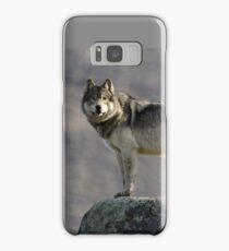 The Wolf's Appraisal Samsung Galaxy Case/Skin