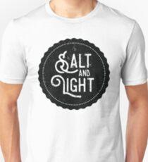 Salt and Light Unisex T-Shirt