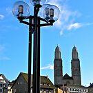 Grossmuenster, Zurich by mamba