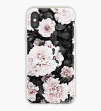 Flowers print, Scandinavian, Roses, Fashion print, Scandinavian art, Modern art, Wall art, Print, Minimalistic, Modern iPhone Case
