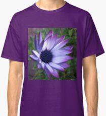 Dream Flower - Beautiful Blue Bokeh Classic T-Shirt