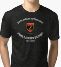 SADF Prince Alfred's Guard Veteran Shirt Tri-blend T-Shirt