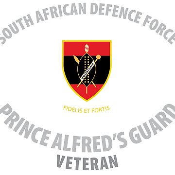 SADF Prince Alfred's Guard Veteran Shirt by civvies4vets