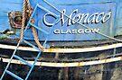 Monaco Glasgow - Fishing Boat in Stornoway by Kasia-D