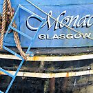 Monaco Glasgow - Fishing Boat in Stornoway by Kasia-D