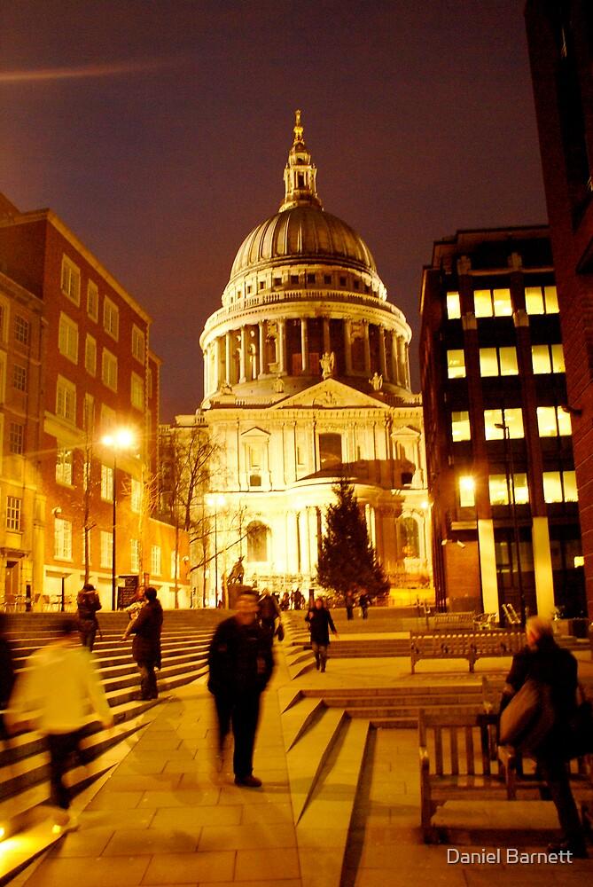 St. Paul's Cathedral, London by Daniel Barnett